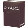 Ultra Pro Deck Box - Brown