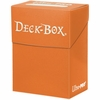 Ultra Pro Deck Box - Orange