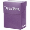 Ultra Pro Deck Box - Purple