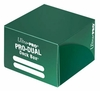 Ultra-Pro - PRO-Dual Deck Box - Green