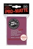 Ultra Pro Pro-Matte Standard Sized Sleeves - Blackberry (50 Card Sleeves)