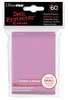 Ultra Pro Small Sized Sleeves - Pink (60 Card Sleeves)