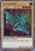 V-Tiger Jet LCKC-EN082 Ultra Rare - Legendary Collection Kaiba