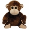 Vines the Monkey Big Eye Version (Regular Size) - TY Beanie Baby