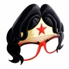 Wonder Woman Face Sunglasses
