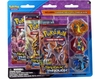 Pokemon XY Breakthrough 3-Pack Blister with 3 Pins