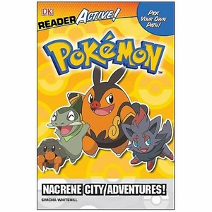 Your First Pokemon Active Reader Book