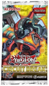 YuGiOh Circuit Break Booster Pack