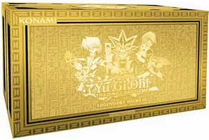 YuGiOh Legendary Decks II Box Set