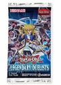 YuGiOh Legendary Duelists Booster Pack
