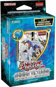 YuGiOh Shining Victories Special Edition Pack