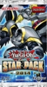YuGiOh Star Pack 2014 Booster Pack