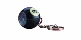 8 Ball Key Chain with Scuffer