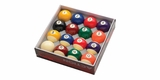 Action Deluxe Pool and Billiard Balls Set