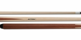 Action One Piece Pool Cue - ACTB02