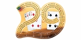 Cribbage Board - 29 Shape