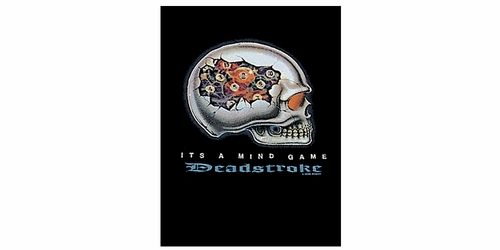 DeadStroke Billiards T-Shirt - Its a Mind Game
