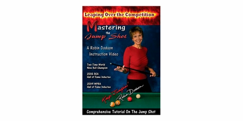 Mastering the Jump Shot DVD with Robin Dodson