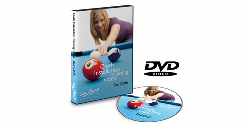Recoving Bed with Simonis DVD