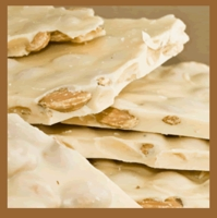 Almond Bark - White Chocolate (1 lb. box)
