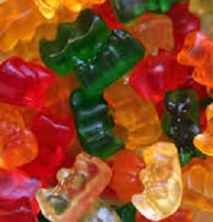 Traditional German Gummy Bears - One Pound
