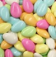Pastel Jordan Almonds - One Pound