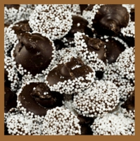 Non-Pareils - Dark Chocolate (1 lb. box)