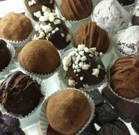 Click here to order your Small Batch Truffles - 8 Piece Assortment
