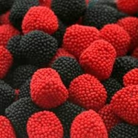 Raspberries And Blackberries - One Pound