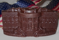 White House - Solid Dark Chocolate
