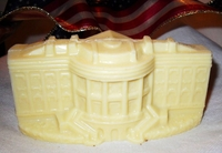 White House - Solid White Chocolate