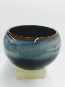 Blue Incense Bowl