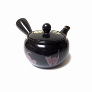 Cat Side-handle Tea Pot
