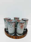 Cherry Blossom Cup Set