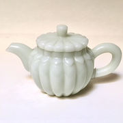 Collection of Jade Teapots and Teasets