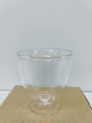 Double Wall Glass Shot Glass
