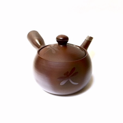 Dragon Fly Side-handle Tea Pot