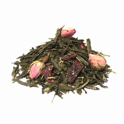 Dragon Fruit Rose Green Tea