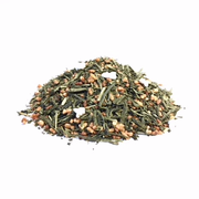 Genmaicha - Green Tea with Roasted Rice