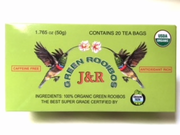Herbal Organic Green Rooibos Teabgs