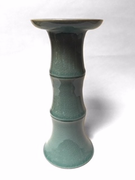 Korean Celadon Candle Stand