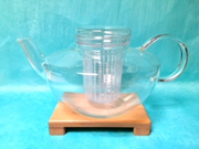 Large Glass Teapot 7