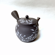 Lavender Side-handle Tea Pot