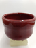 Red Incense Bowl