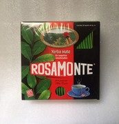 Rosamonte - Box of 50 Teabags