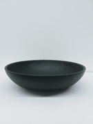 Round Cast Iron Bowl 1