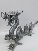 Silver Long Dragon 4
