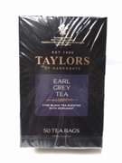 Taylor's Earl Grey Black Teabags