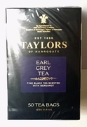 Taylor's Earl Grey Teabags