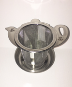Tea Pot Infuser with Drip Dish